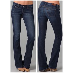 AG Adriano Goldschmied Angel Boot Cut Jeans 30R